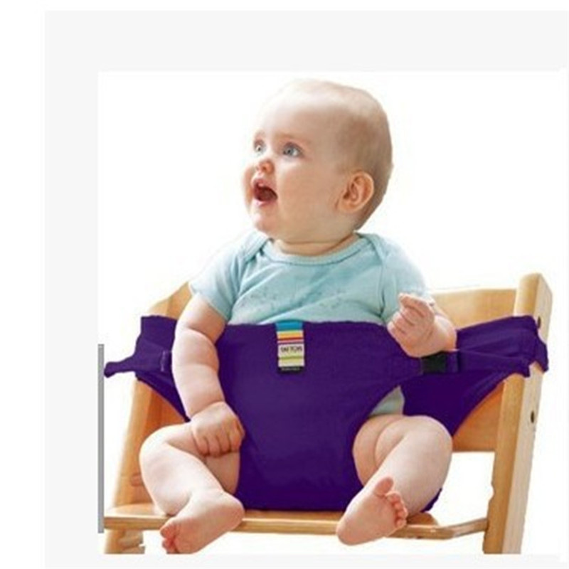 Baby Carrier Dining-Chair Belt Backpack Pouch-Wrap Chair-Seat-Belt Cloth Front-Facing