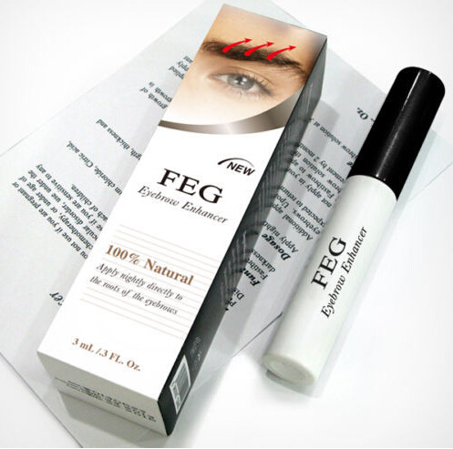 Hot 100% Natural FEG Eyebrow  Enhancer Rising Eyebrows Growth Serum Eyelash Growth Liquid  Cosmetics Make up Toolsx-lash