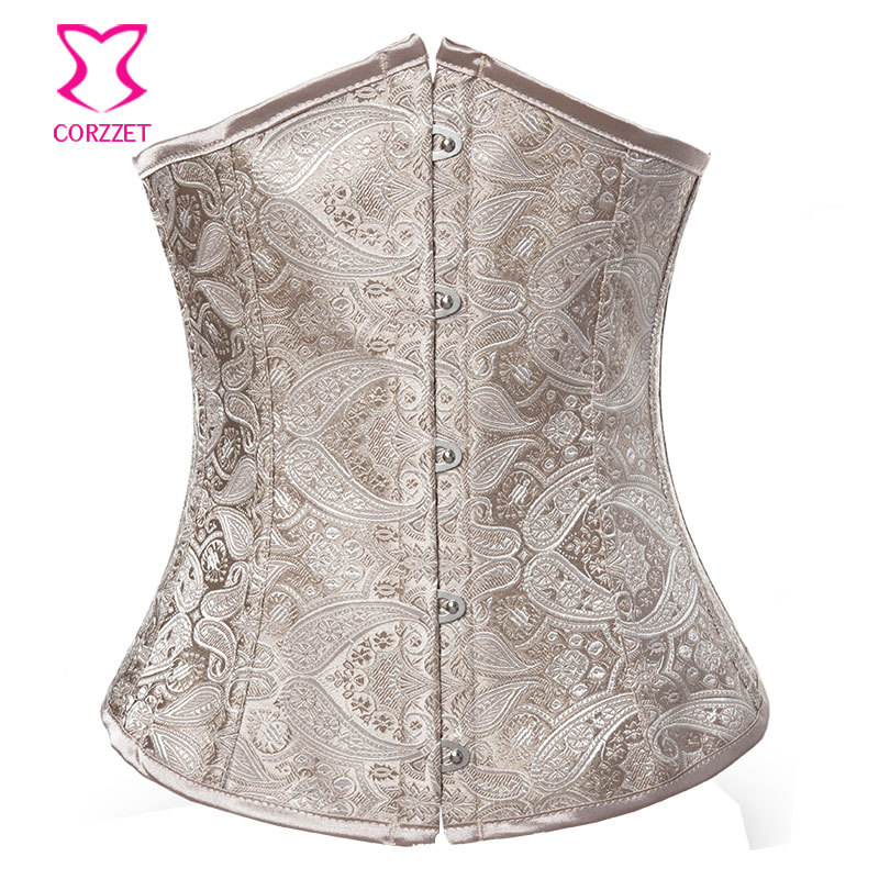61a12b8966 Sexy Corset Underbust Tight Lacing Waist Trainer Corsets and Bustiers  Gothic Clothing Corpet Gotico Korsett For Women