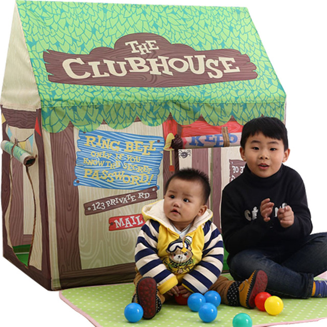 Small Play Tent for Kids Toy Can be Ball Pit Pool Kids Teepee Tents Kids Tents  sc 1 st  AliExpress.com & Small Play Tent for Kids Toy Can be Ball Pit Pool Kids Teepee ...