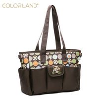 Cute Mommy Hobos Bags With Extra Strap  Diaper Bag With Matching Changing Pad and Small Bag  Large Capacity Mommy Bags