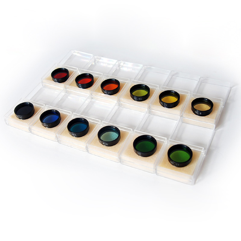 Planetary Color Filter Set 1 25 31 7mm