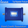 Lintratek 4G LTE Ampli Repeater LCD 4G 2600MHz Signal Booster 70dBi Gain 2600 4G LTE Amplifier Mobile Phone Signal Repeater S37