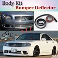 Дефлектор бампера для Nissan Cedric / Gloria Y34  передний спойлер для автомобиля TopGear Friends  тюнинг View / Body Kit/полоска