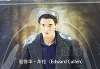 Free Shipping NECA Twilight Edward Cullen 7 New In Box