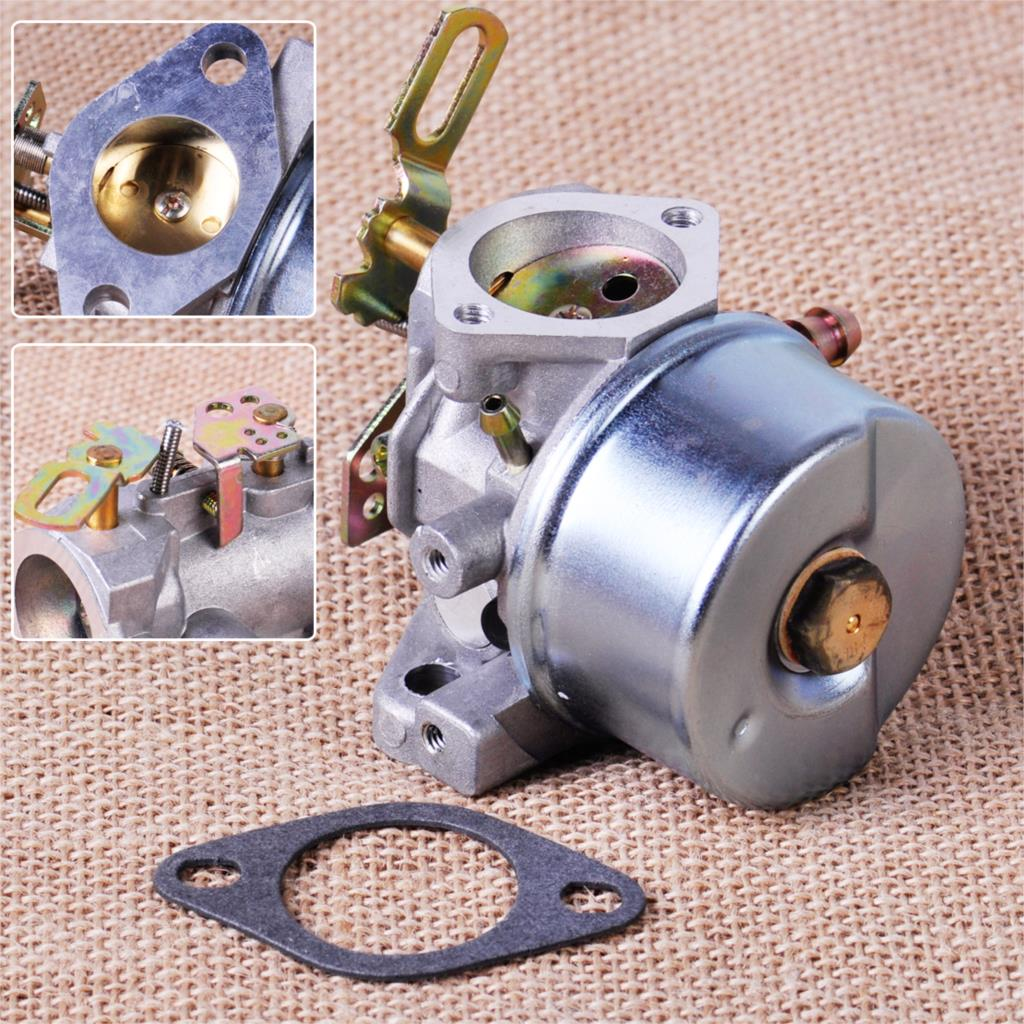 LETAOSK Carburetor Carb W/Gasket Fit For Tecumseh 8HP 9HP 10HP HMSK80 HMSK90 LH318SA LH358SA Snowblower Generator