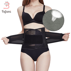 Maternity postpartum belt bandage slimming corset corsets & bustiers Plus size Women waist trainer waist body shaper shapewear