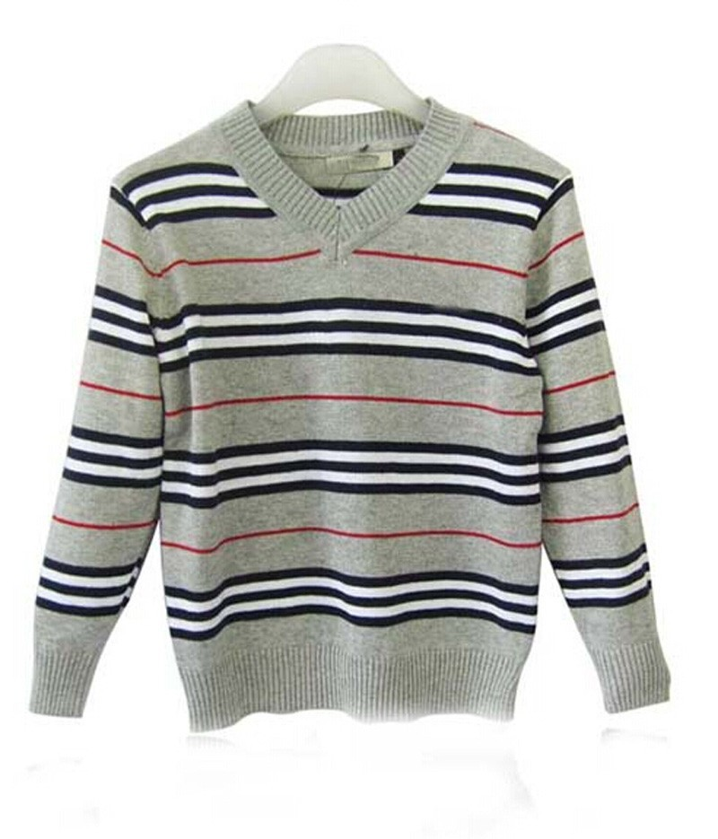 Boy sweater new 2015 new arrival hot sale Knit Woolen Sweaters cute soft long sleeve children costumes vetement marque enfants (3)