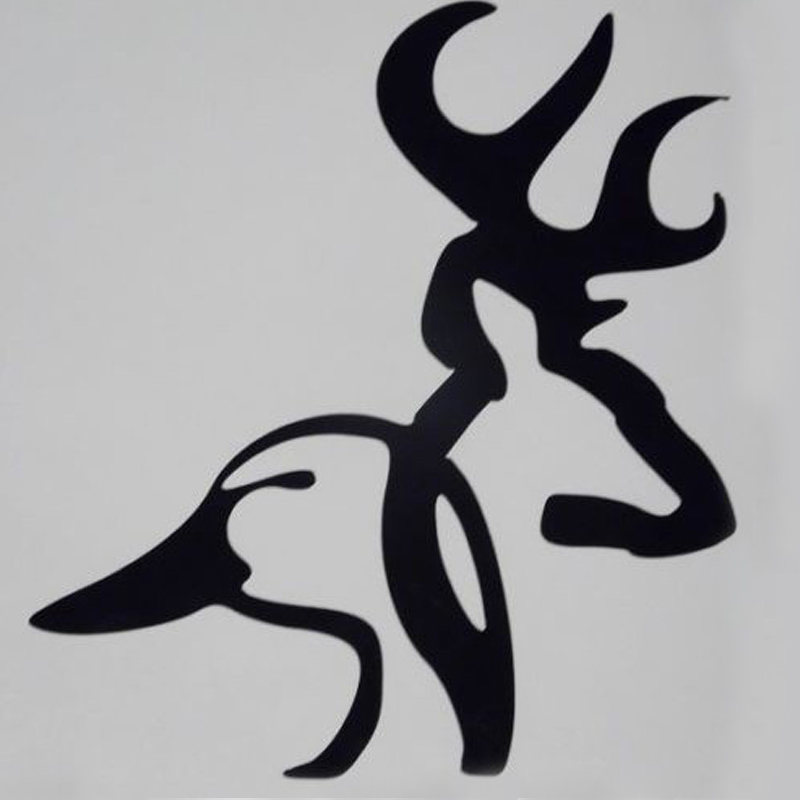 Browning Custom Vinyl Decals For Trucks Custom Vinyl Decals - Browning vinyl decals