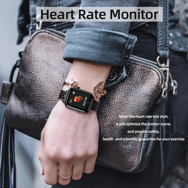 Smart Watch Men Waterproof Smartwatch With Heart Rate Monitor Blood Pressure Fitness Bracelet For iPhone iOS Android Watches
