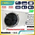 28, 000BTU интегрированный Hi-COP источник воздуха тепловой насос водонагреватель подходит для домашнего хозяйства, пожалуйста, свяжитесь с нами ...