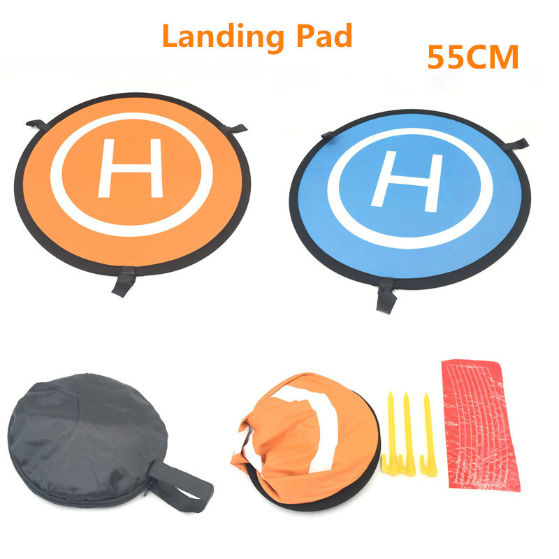 55cm Fast-fold Landing Pad Universal Parking Apron For DJI Mavic Spark Drone fz