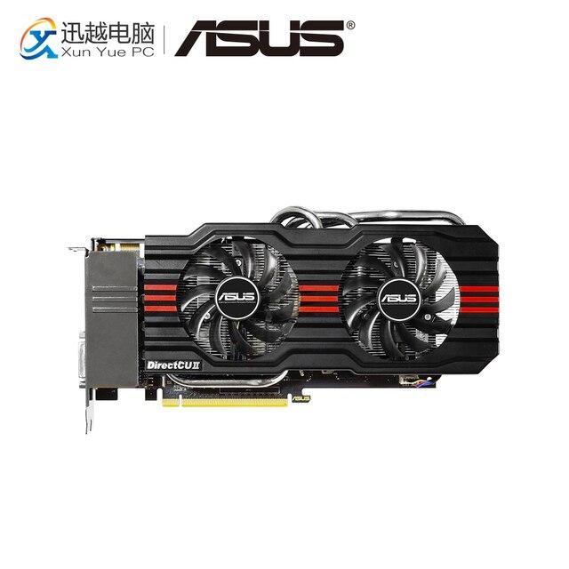 ASUS GTX660 TI-DC2TG-2GD5 Graphics Card Windows 8 X64
