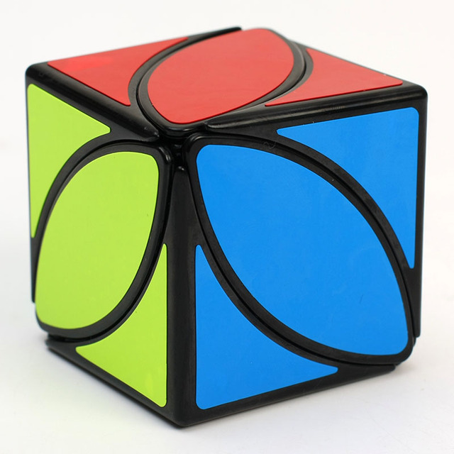 ZCUBE Bundle 8PCS/Set Gift Pack Qiyi XMD Magic Cube Set 2x2x2 3x3x3 4x4x4 Mirror Speed Cube Puzzle Educational Toys For Children 4