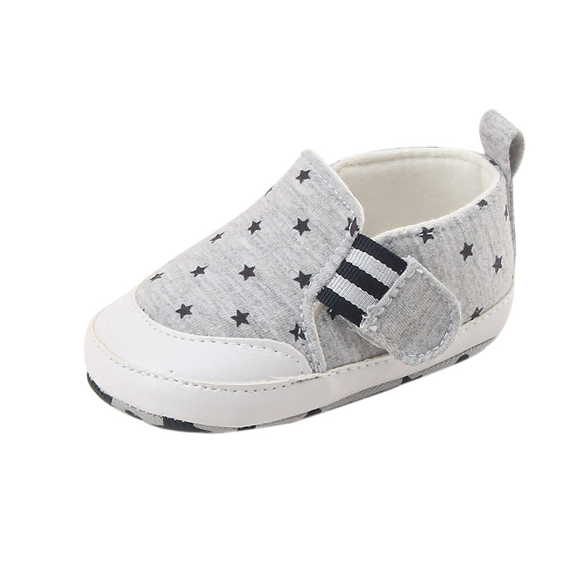 Baby shoes 2019 new Newborn Infant Baby Girl Boy Print Crib Shoes Soft Sole Anti-slip Sneakers Shoes #4M14 (13)