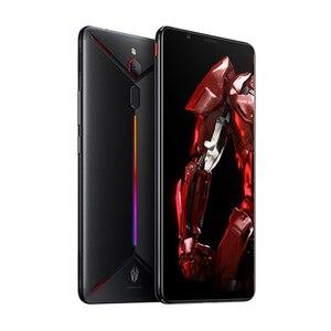 """Image 2 - ZTE ヌビア赤マジック火星ゲーム電話 6.0 """"6 ギガバイト/8 ギガバイト/10 ギガバイトの RAM 64 ギガバイト /128 ギガバイト/256 ギガバイト ROM キンギョソウ 845 オクタ · コアの android 9.0 スマートフォン"""