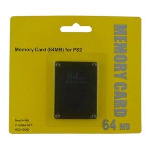 Image 5 - 10 Chiếc Cao Cấp Cho Sony Playstation 2 PS2 8MB 16MB 32MB 64MB Bộ Nhớ 128MB thẻ