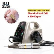 urządzenie Manicure elektryczna 35000rpm