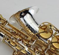 YANAGISAWA S A 992 E Alto Sax Silvering Wind Gold Plated Key Tube Perfect Appearance Music