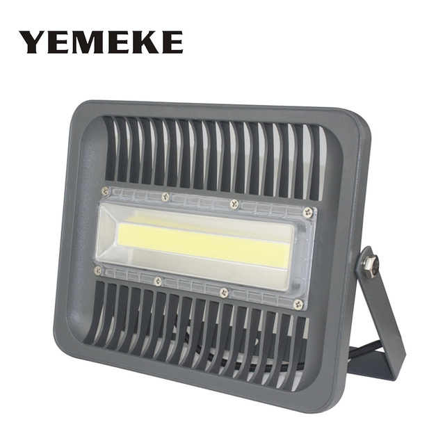 Led Flood Light Outdoor 30W 50W 100W 150W Led Floodlight 220V Warm/White Projector Reflector Wall Lamp For Square Garden Garage
