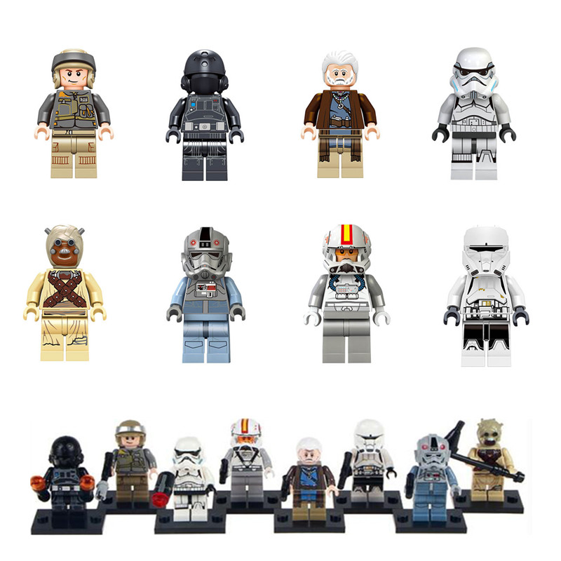 30005 8087 Star Wars NEW sw188 7667 Lego Stormtrooper from Sets 10188 10212