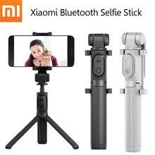 Оригинал Xiaomi Selfie Придерживайтесь Штатив Беспроводная Связь Bluetooth Selfi Себя Палку Выдвижная Ручной Монопод Затвора для iPhone Android