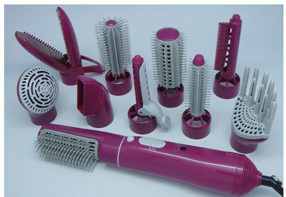 Professional Hair Styling Tools: Professional 10 In 1 Multifunctional Styling Tools Hair
