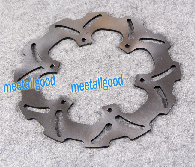 Motorcycle Rear Brake Disc Rotor Replacement For YAMAHA WR 125/250/F 250/F 426 YZ 125/250/F 250/F 426;For HRD GS 97 250 240mm stainless steel motorbike rear brake disc rotor motorcycle brake disk for yamaha yz 125 yz 250 wr yz 400 f wr 426 yz 426