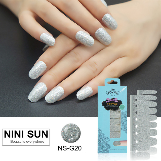 100 Real Nagellak Applicaties Double Ended 3 In 1 Nail Art Stickers