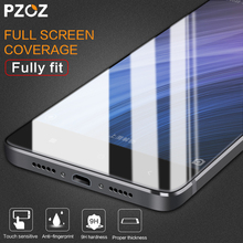 PZOZ Tempered Glass For Xiaomi RedMi 4 Full Screen Protector 9H Original Xiaomi RedMi 4 Pro Film Xiomi RedMi 4X glass cover 2.5D