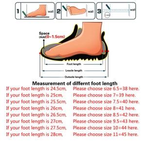 Image 5 - Мужские мокасины на плоской подошве SURGUT, черные туфли из натуральной кожи, повседневные мягкие лоферы для вождения, дышащая обувь для весны и осени, 2019