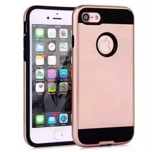 For iPhone 7 Luxury Ultra thin Back Cover Frosted Shockproof Armor Hard Mobile Phone Case