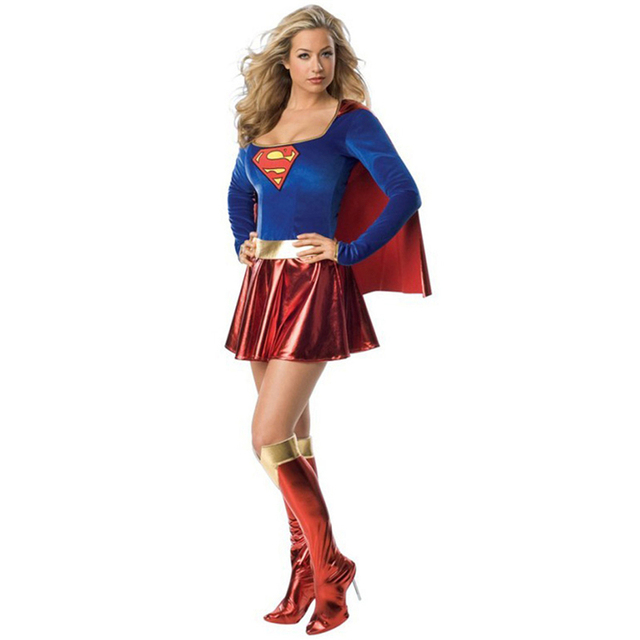 Sexy Superheroine Costumes Halloween Costume For Women Anime Role Playing Game Cosplay Uniforms Wholesale