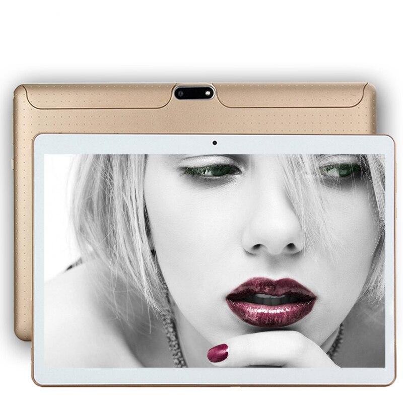 CARBAYSTAR 10.1 Inch Smart android Tablet PC Octa Core Android Tablet pcs IPS Screen GPS T805C tablette RAM 4GB ROM 64GB MT6592