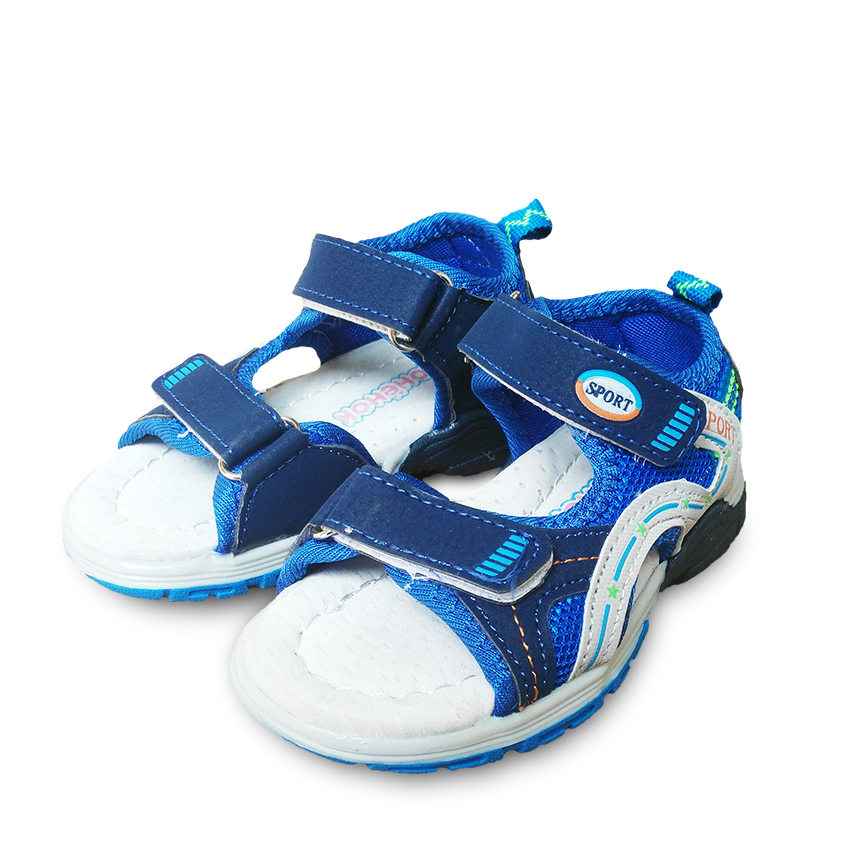 New 1 Pair arch support Orthopedic Baby Sandals,Fashion summer open toe Kids Boy soft shoes