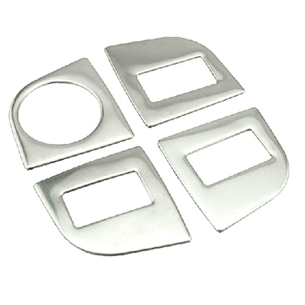 Skoda Octavia A7 баспайтын болаттан жасалған - Автокөліктің ішкі керек-жарақтары - фото 5