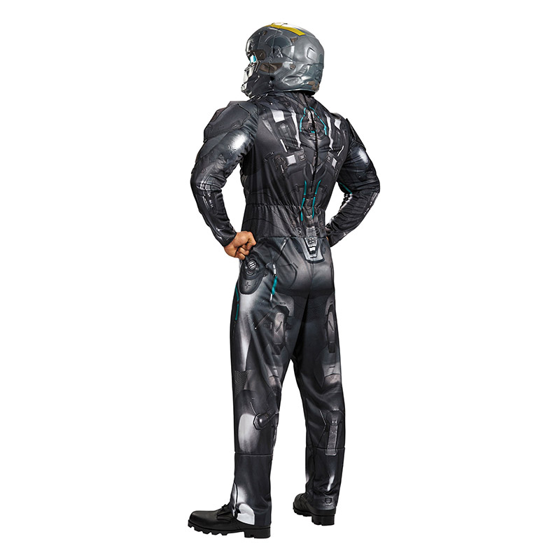 aliexpresscom buy adult halo spartan locke costumes cosplay clothing from halo 5 guardians halloween carnival party fancy costume for role playing from - Halloween Halo