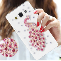 Luxury Bling Crystal Rhinestone Case For Samsung Galaxy Grand Prime Core 2 Win A3 A5 A7