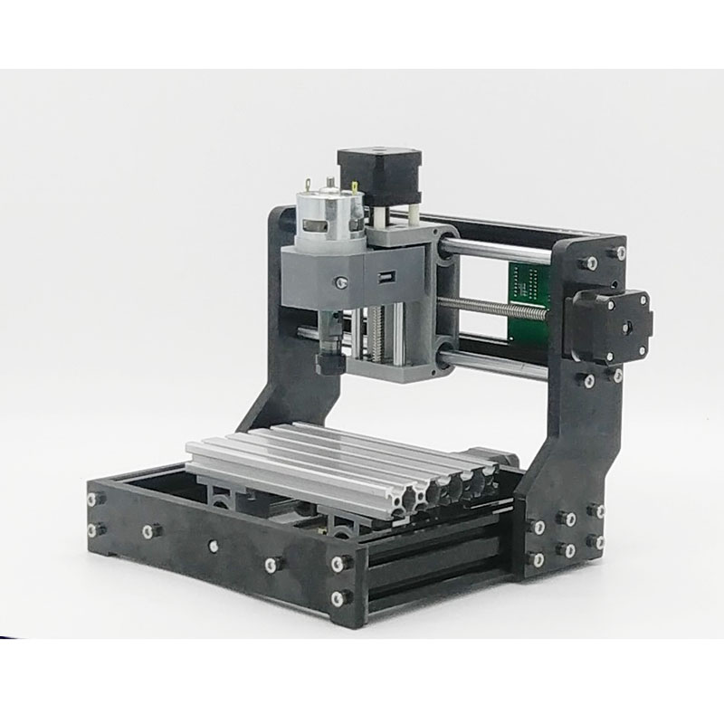CNC 1610 PRO GRBL Diy Mini CNC Machine with Offline Control Board,3 Axis Pcb Milling Machine ,Wood Router Working Area 16*10cm