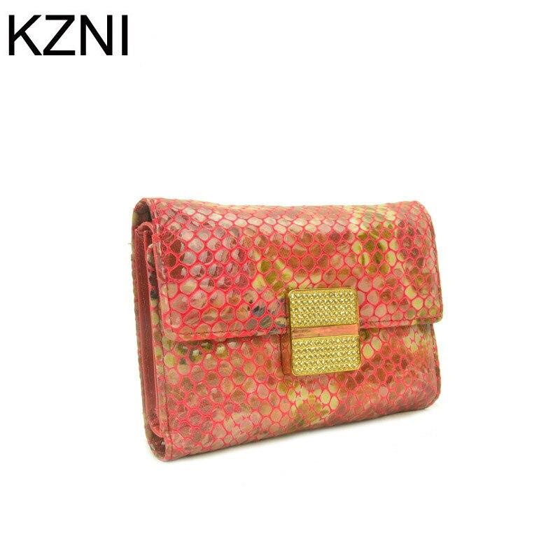 ФОТО KZNI genuine leather women messenger bag purses and handbags famous brand bolsas femininas bolsas de marcas famosas L031225