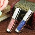 Реальная емкость водонепроницаемый 2.0 usb flash drive pen драйверы 8 ГБ 16 ГБ 32 ГБ 64 ГБ Подарок Кристалл Хранения U Диск Памяти