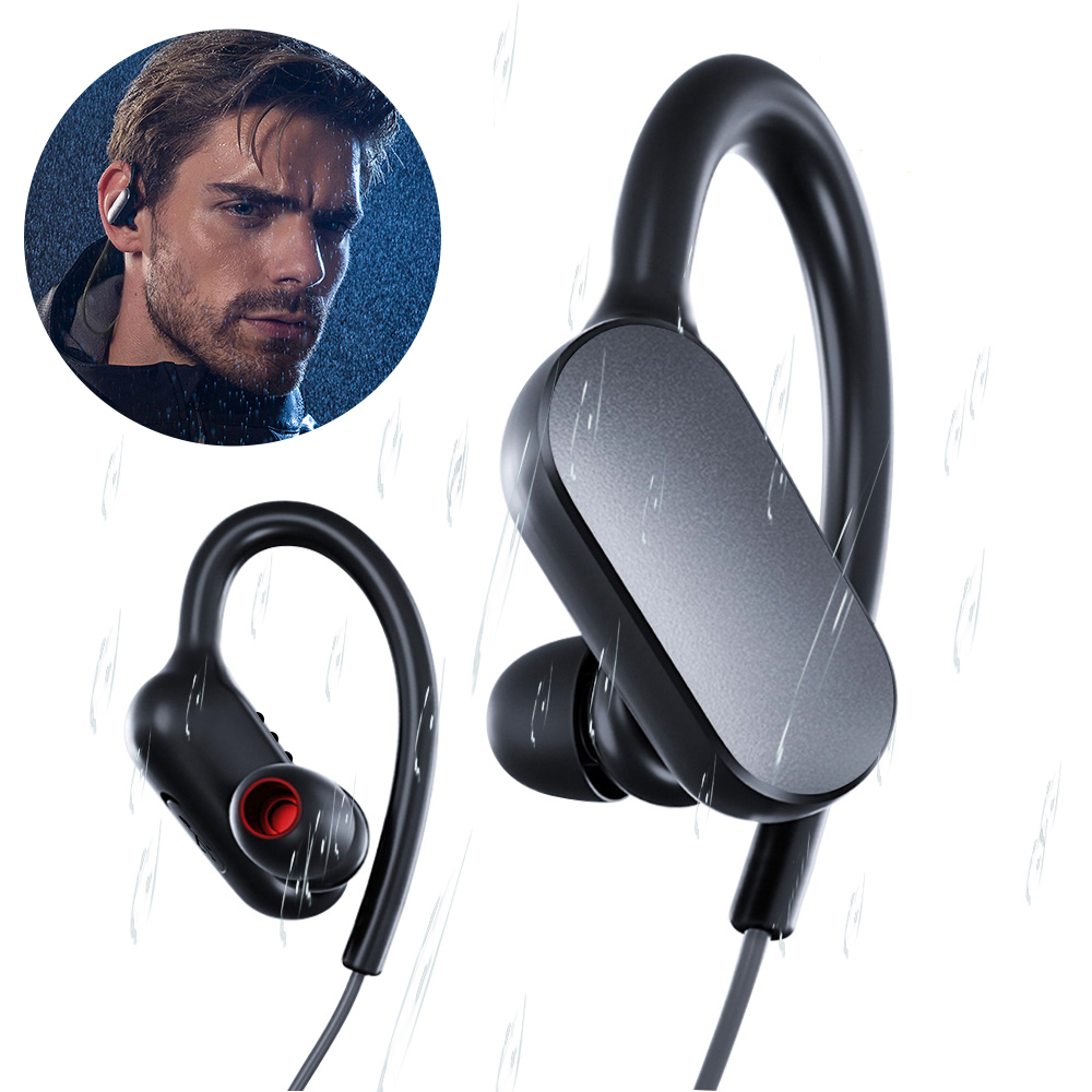 Bluetooth Earphone Headset With Mic Sports Wireless Earbuds Bluetooth 4.1 Waterproof Earphone For iphone Samsung Huawei Android