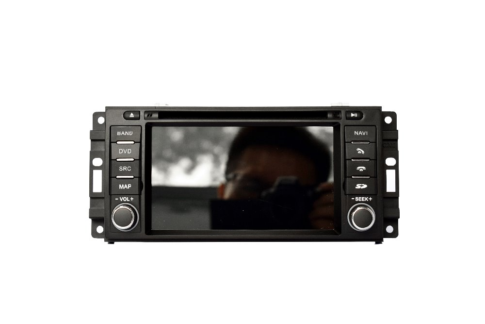 S190 touch screen android 7.1 car dvd player for Chrysler Sebring / Dodge / Jeep wifi/3G device mirror link DVR gps car stereo