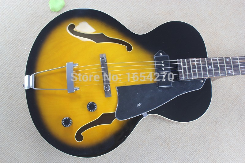 цена на Free shipping new The amount of multivalent excellent guitar jazz guitar L5 guitar Electric Guitar .