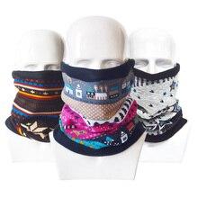 Cuellos snood bufandas balaclava bandana scarves warmer scarf neck unisex magic