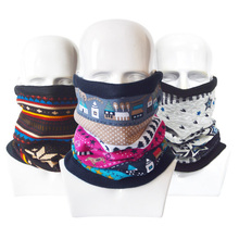 Unisex Women Men Magic Scarf Winter Bufandas Cuellos Sports Cycling Scarves Snood Neck Warmer Ski Balaclava Bandana Face Mask