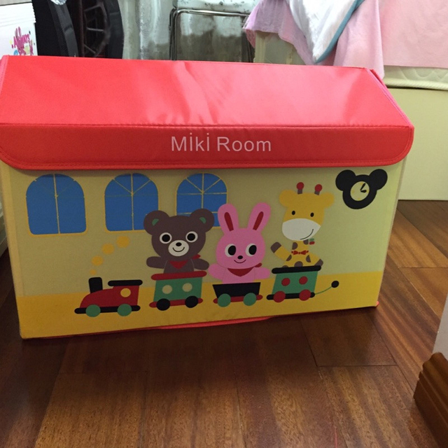 Exceptionnel Big , Super Big Cartoon Toy Storage Box Large Toy Baby Dual Order Box