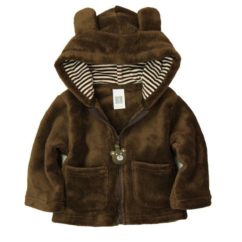 2014-spring-autumn-Coral-velvet-baby-jacketcoat-long-sleeved-hooded-infant-boy-girl-carter-thick-tops-4