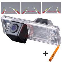 CCD track Camera Reversing Trajectory Back Rear View Camera For Chevrolet Lova Aveo Lacetti Captiva Cruze