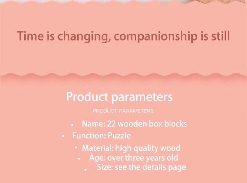 Alta qualidade 22 caixa de madeira das